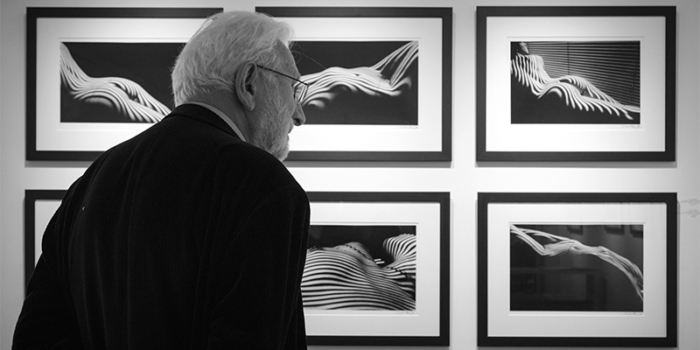 Lucien Clergue  A Film by Odon Wagner Gallery